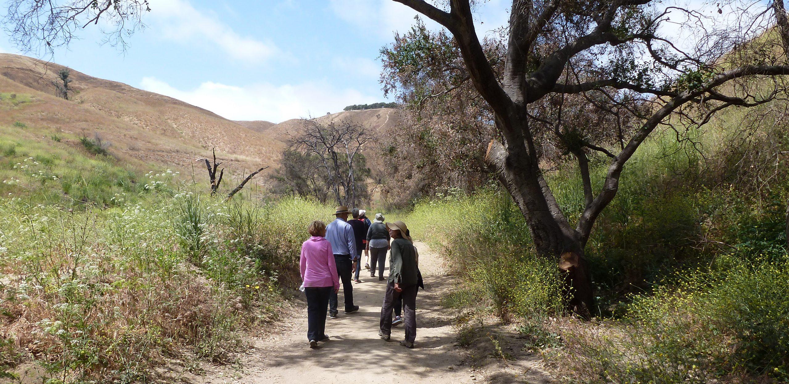 Arroyo Verde Poetry Walk