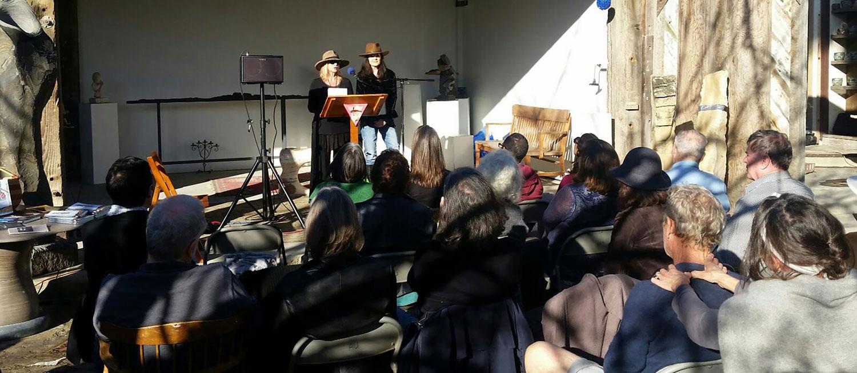 Poetry Reading Programs
